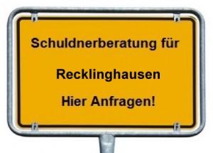 Schuldnerberatung Recklinghausen Hier anfragen