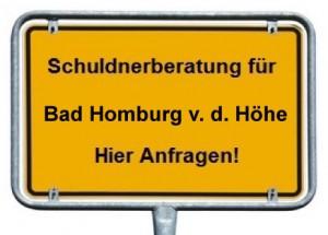 Schuldnerberatung Bad Homburg vor der Höhe Hier anfragen
